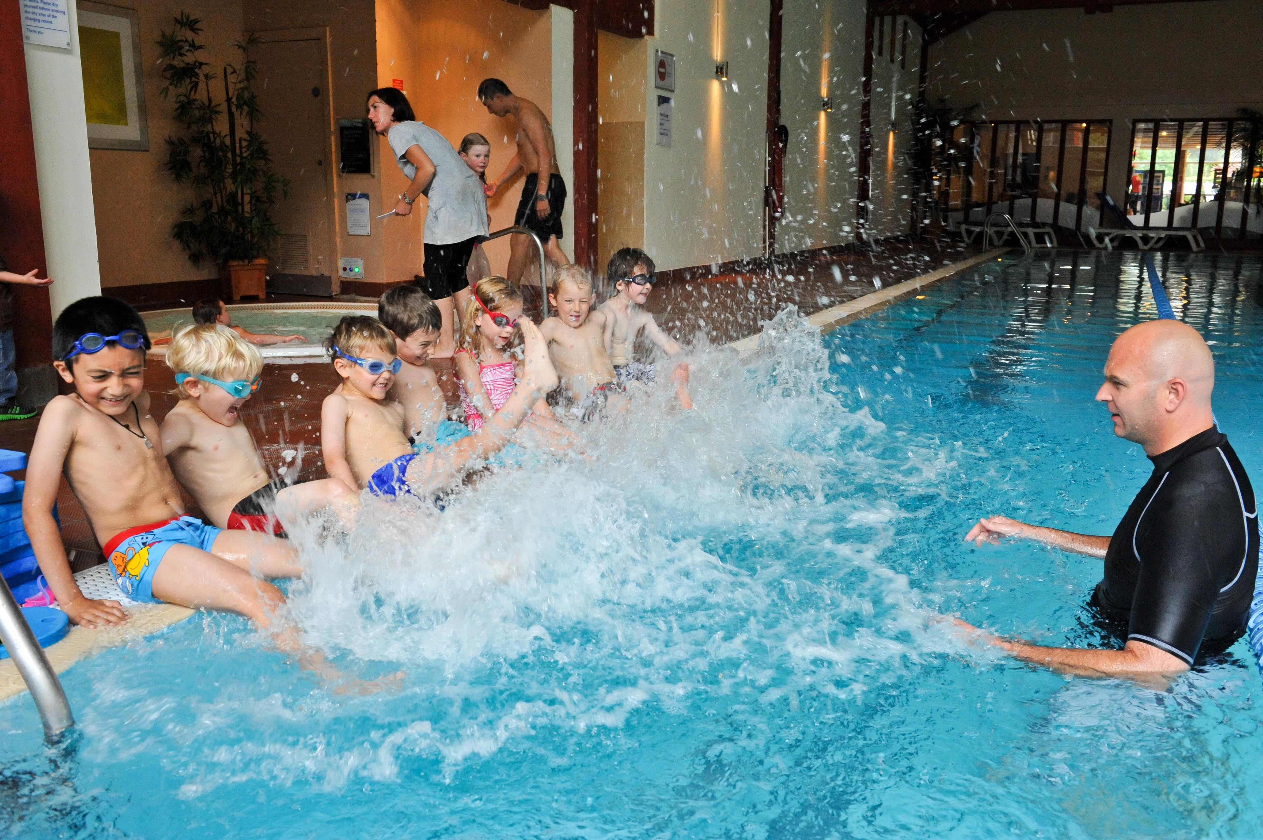 Fitness nutrition news yorkshire reporter - Swimming pools with slides in yorkshire ...