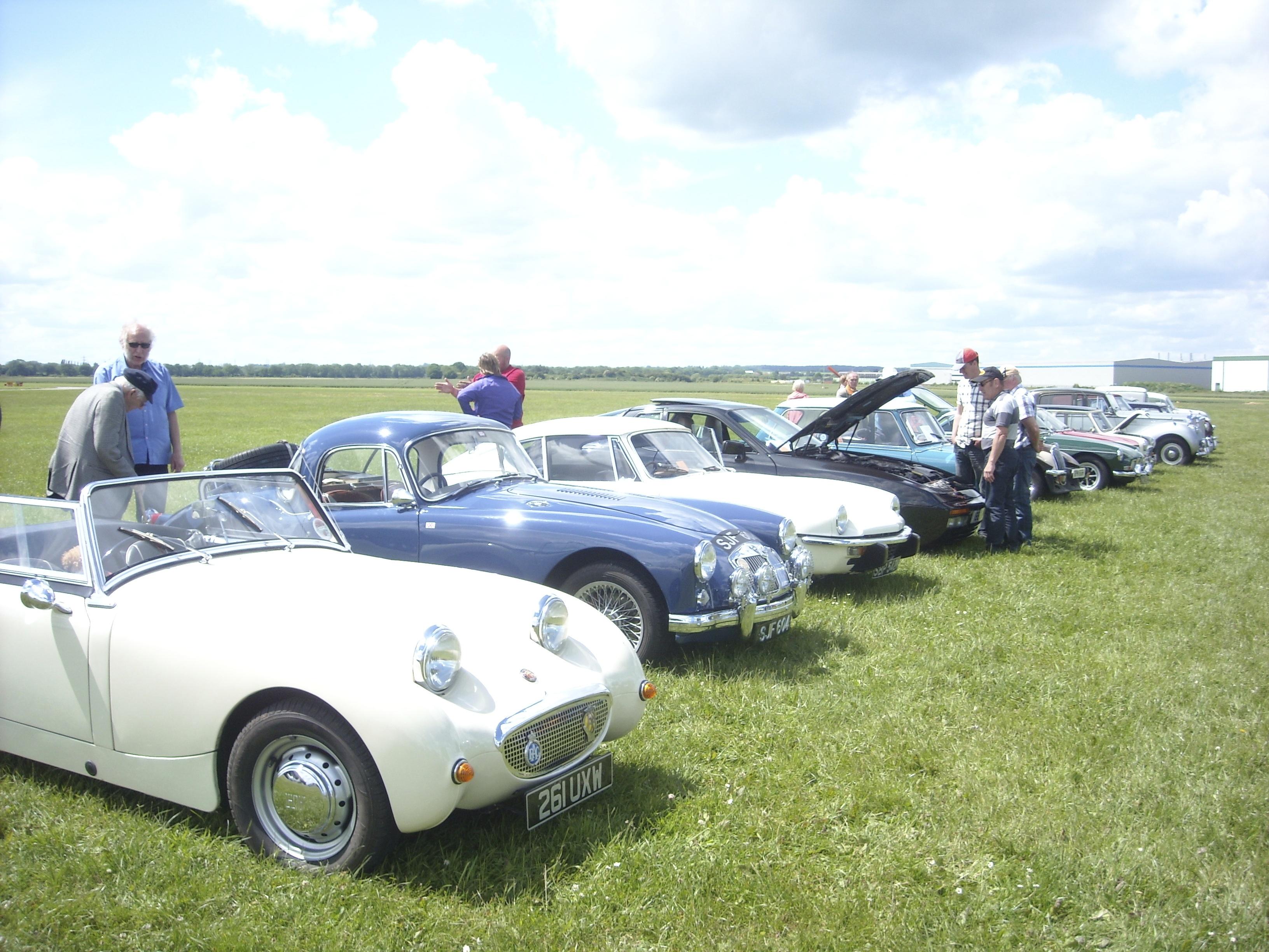 Classic Car Show Yorkshire Reporter