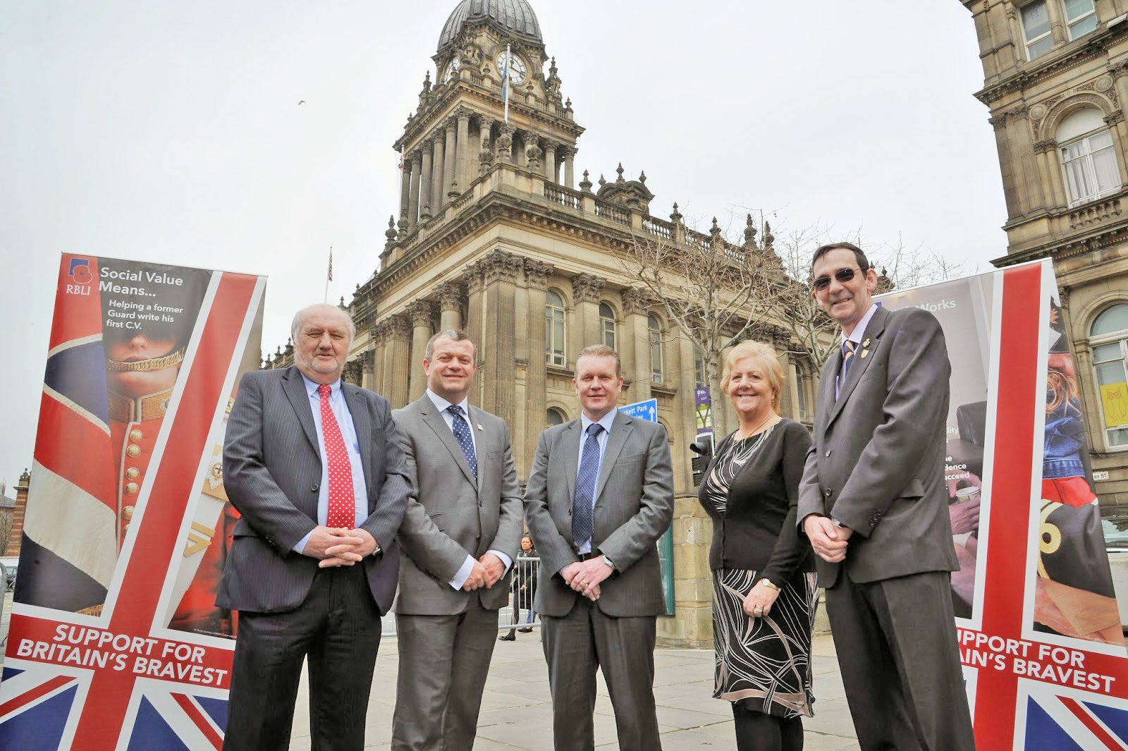Leeds City Council Joins Military Charity In Offering Employment And Training To Local Veterans