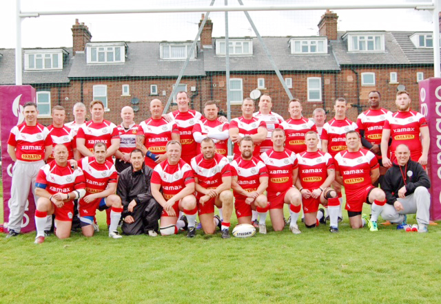 East Leeds Old Boys Will 'Try' To Score Big For Charity Rugby Match