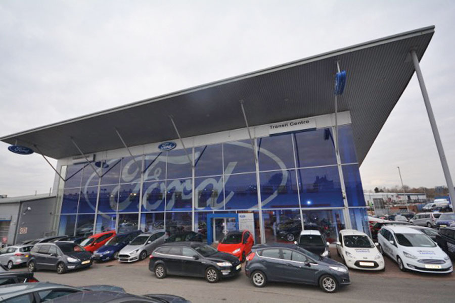 A Brand New Lookers At Benfield Ford Yorkshire Reporter