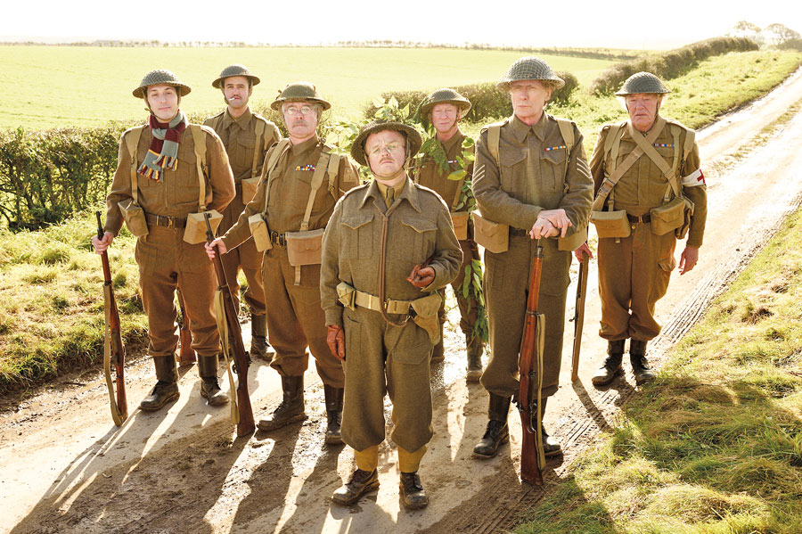 Bridlington Braced For Stardom Following The Release Of Dad'S Army In Cinemas