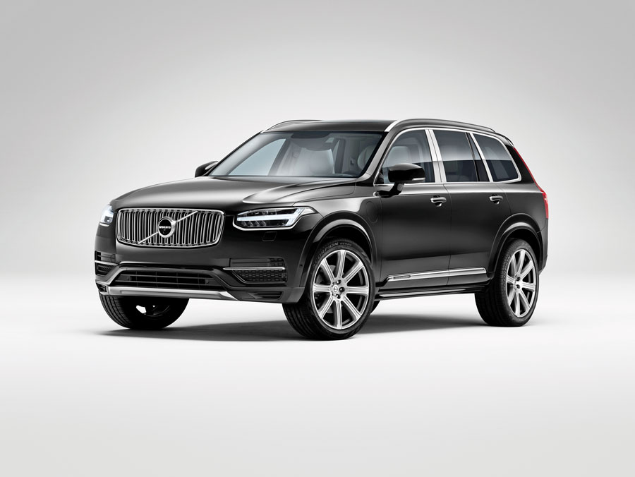 the new volvo xc90 excellence yorkshire reporter. Black Bedroom Furniture Sets. Home Design Ideas