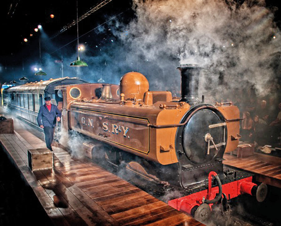 A Special Screening Of The York Theatre Royal'S Adaptation Of The Railway Children