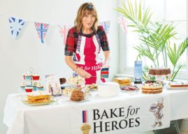 Lorraine Backs Call To Get Britain Baking And Hit £1Million Target