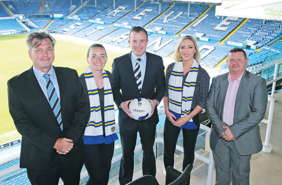 Leeds United Ladies Are Back Yorkshire Reporter