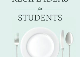 NEW BOOK SHARES 'EASY RECIPE IDEAS FOR STUDENTS'