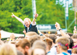 TRAMLINES FESTIVAL 2017 WRAPS UP NINTH SUCCESSFUL YEAR