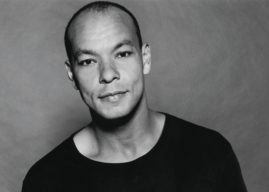 ROLAND GIFT, OF FINE YOUNG CANNIBALS AT WAKEFIELD WAREHOUSE 23