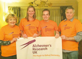Call For Determined Volunteers To Join Fight Against Dementia In Leeds