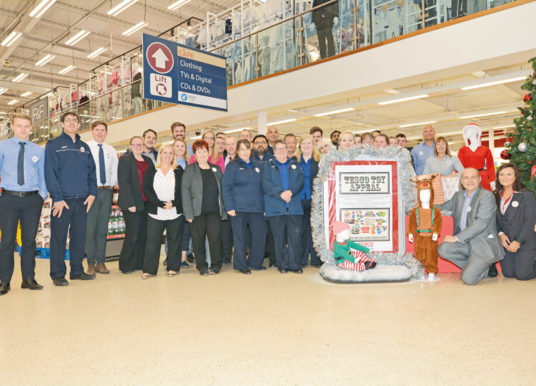 Tesco Leeds Toy Appeal