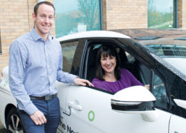 Leeds West MP Rachel Reeves Drops Into NGN To Learn More About Pioneering H21 Hydrogen Project