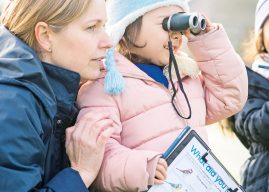 Eagle-Eyed School Children In West Yorkshire To Look Out For The Nation's Favourite Birds
