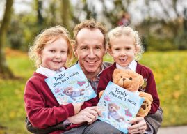 Leeds Dad Writes Children's Book
