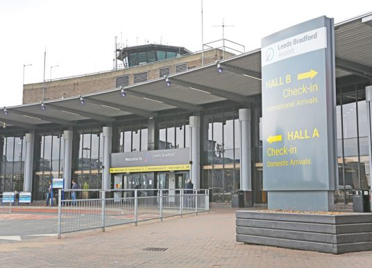 Leeds Bradford Airport Hits Record Passenger Numbers