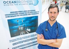 Junior Doctor From  St James's To Attempt Epic Row Across Atlantic For Charity
