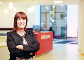 Leeds Trinity Vice-Chancellor Awarded OBE In New Year's Honours