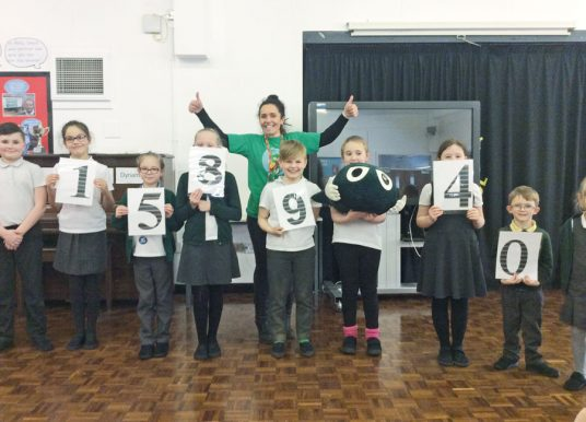 Pupils Raise More Than £1,500 For The NSPCC
