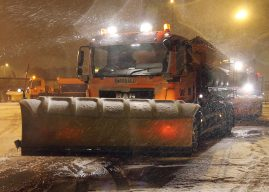 Weekend Snow Alert Issued To Drivers