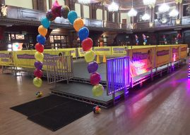 Get your skates on for a Roller Disco in Leeds city centre this Easter