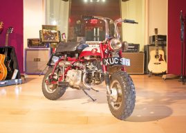 World Record Amounts For John Lennon's 'Monkeybike' & A Pre-Production Honda CB750