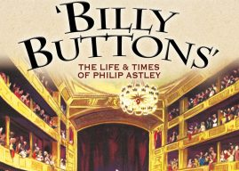 WIN A SIGNED COPY OF BILLY BUTTONS