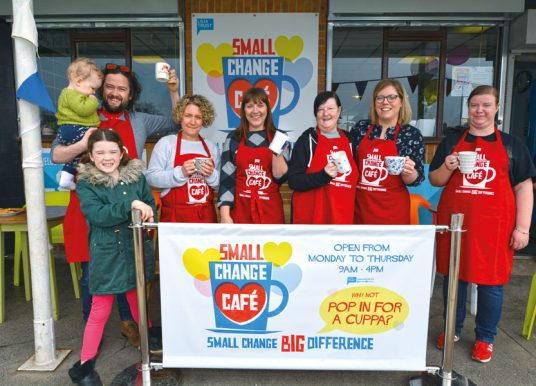 Small Change Café Opens In Seacroft