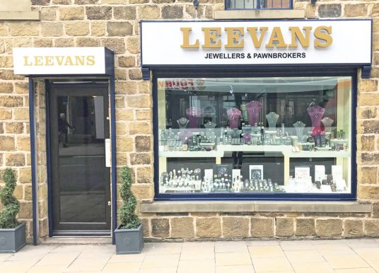A Diamond In The Heart Of Horsforth