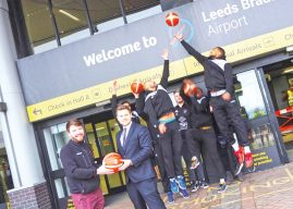 Leeds Force Sponsorship Deal With Leeds Bradford Airport