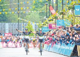 2018 Tour de Yorkshire And Asda Tour de Yorkshire Women's Race