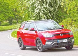 0% Finance Offers From SsangYong