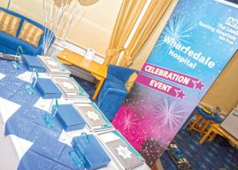 Wharfedale Hospital Recognises Staff Achievements With First Celebration Event