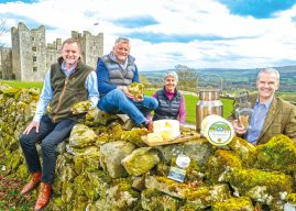 DALES STONE TO SHOWCASE YORKSHIRE AT RHS CHELSEA