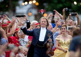 ANDRÉ RIEU 'AMORE – MY TRIBUTE TO LOVE' 2018 MAASTRICHT CONCERT IN UK CINEMAS