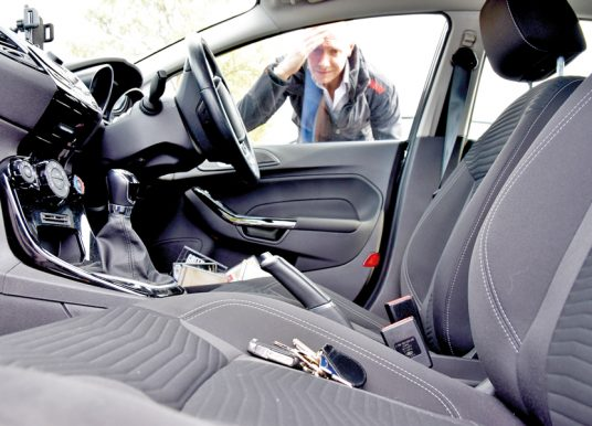 Motorists Have Spent Over £181m Replacing Lost Car Keys