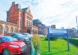 LEEDS GENERAL INFIRMARY CELEBRATES 150 YEARS