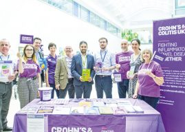 Crohn's Patient Thanks Leeds Teams For Outstanding Care