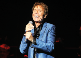 CLIFF RICHARD LIVE:  60TH ANNIVERSARY TOUR  IN CINEMAS