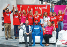 Yorkshire's Be A Hero Campaign Gets Families Talking About Organ Donation