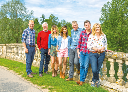 COUNTRYFILE LIVE HEADS NORTH