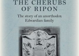 FASCINATING ANCESTRY INSPIRES INTRIGUING MEMOIR –  ADMIRAL OXLEY AND THE CHERUBS  OF RIPON