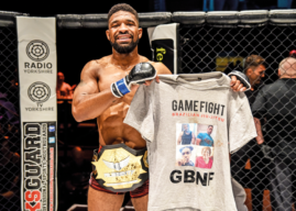 Simeon Ottley – New Amateur Lightweight MMA Champion