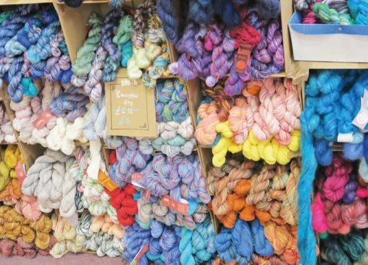THE KNITTING & STITCHING SHOW HARROGATE