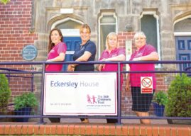 ECKERSLEY HOUSE 25 YEARS OF HOME FROM HOME