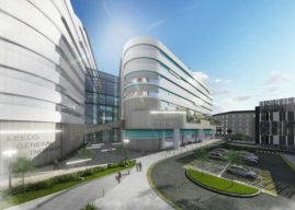 Exciting Plans Revealed  At Leeds General Infirmary For Adult Health Services And Brand New  Children's Hospital