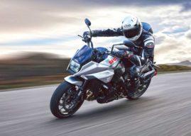 Suzuki Unveils New Katana