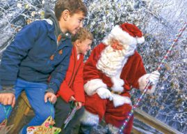 Christmas Experience At Lotherton!