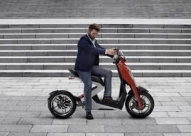 NEW BRITISH BRAND ZAPP UNVEILS HIGH PERFORMANCE FULLY ELECTRIC i300 SCOOTER