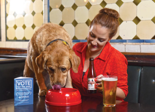 THE LAST POST CROWNED THE MOST DOG-FRIENDLY PUB IN YORKSHIRE