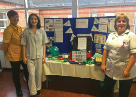 End PJ Paralysis Took Centre Stage As Staff  Dressed In Pyjamas For Occupational Therapy Week